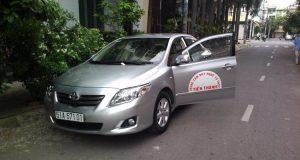 thuê xe tập lái quận Phú Nhuận