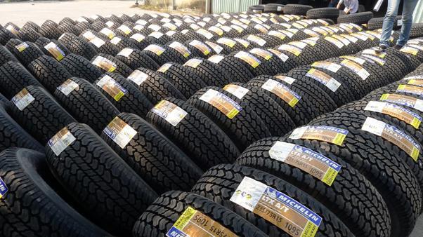Lốp xe ô tô Michelin
