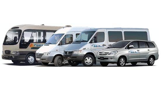 Thuê xe du lịch TPHCM giá rẻ