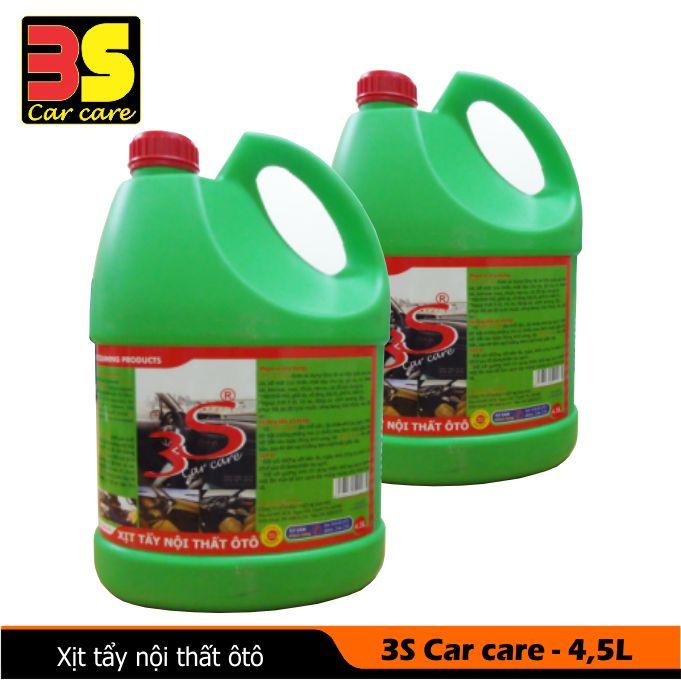 nước vệ sinh nội thất ô tô
