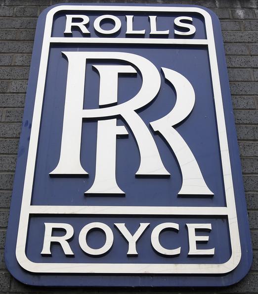 Kết quả hình ảnh cho Roll Royce có logo