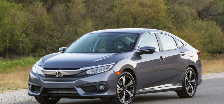 Honda Civic 2017 Ra Mắt Thế Hệ Thứ 10
