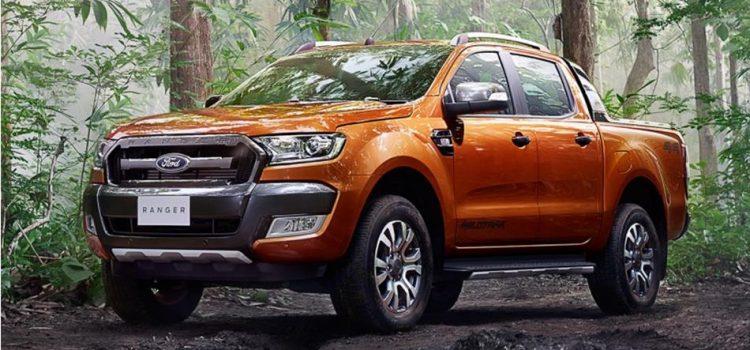 Đánh Giá Xe Bán Tải Ford Ranger 2016