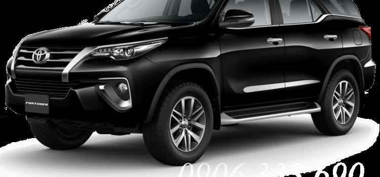 Đánh Giá Xe Toyota Fortuner 2017