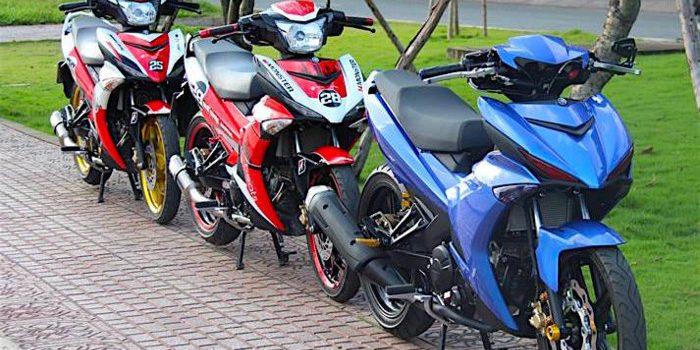 Các Kiểu Độ Xe Exciter 150 Đẹp Nhất Hiện Nay