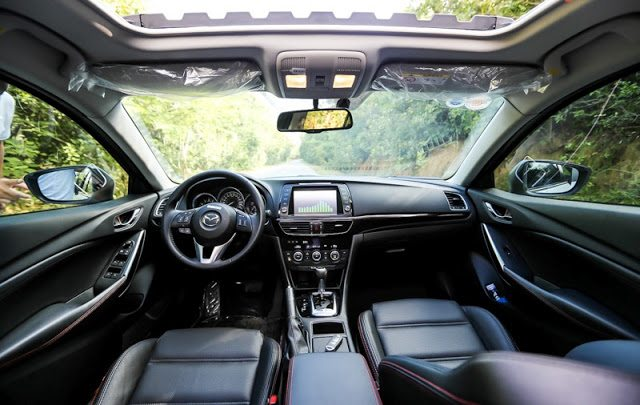 Đánh Giá Mazda 6