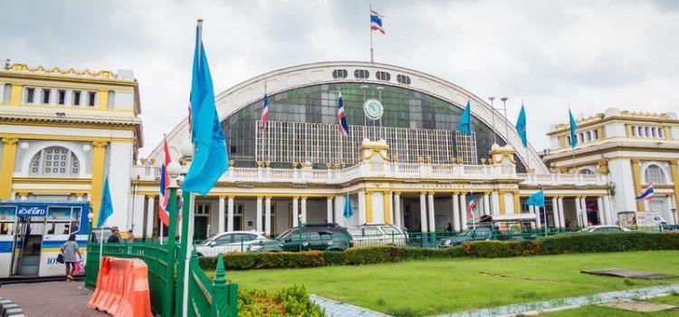 Những Cách Đi Từ Sân Bay Don Muang Đến Bangkok