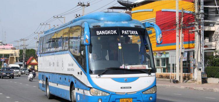 Hướng Dẫn Đi Từ Pattaya Về Bangkok Nhanh Chóng