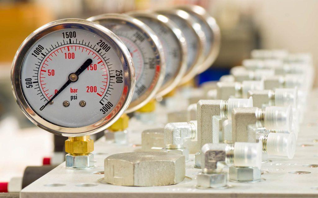 pressure gauge là gì