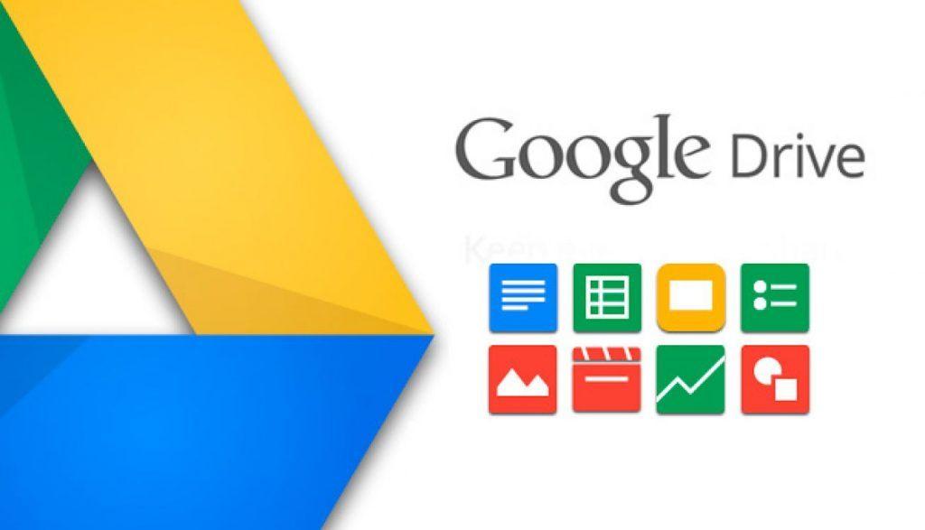 cách sử dụng google drive