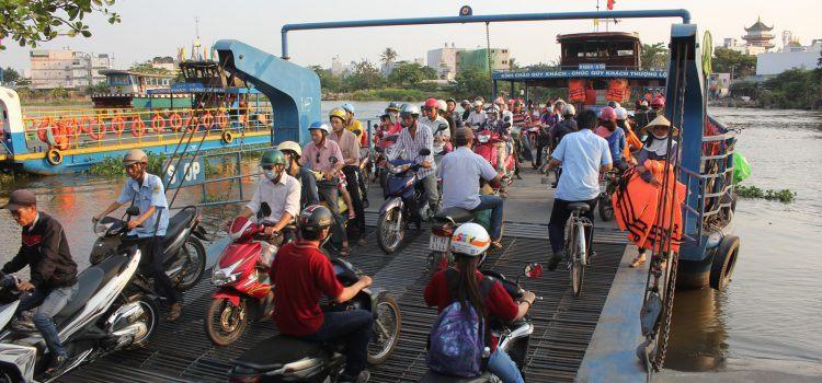 Bến Phà An Phú Đông Sẽ Được Thay Thế Bằng Cầu Vượt
