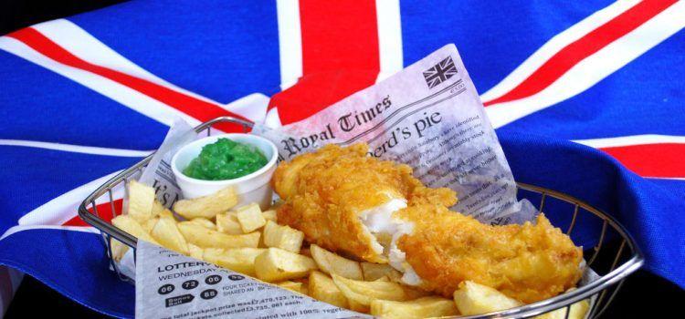 Fish And Chips Là Gì? Xuất Xứ Của Món Ăn Đặc Sắc Này